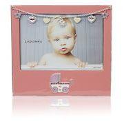 《在庫処分特価》 プレゼントに最適! チャーム付Babyフレーム フォトフレーム 出産祝い