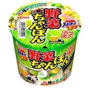 【ケース売り】スーパーカップミニ 野菜ちゃんぽん