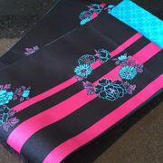 訳あり特価 アウトレット品 リバーシブル  半幅帯 半巾帯 小袋帯【日本製】iwkj122