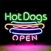 アメリカン雑貨 看板 ネオンサイン HOT DOG