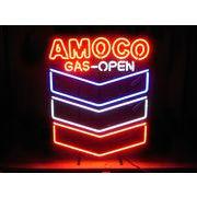 アメリカン雑貨 看板 ネオンサイン AMOCO
