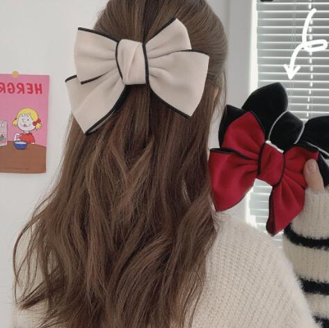 ヘアアクセサリー クリスマス INS風 髪とめ ヘアピン 人気 リボン カワイイ