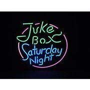 アメリカン雑貨 看板 ネオンサイン JUKE BOX