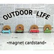 【sale】 マグネットカードスタンド