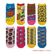 アンクルソックス レディース A アメ雑 靴下 ファッション