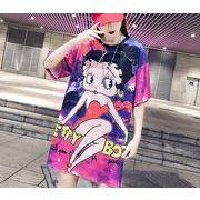 【春夏新作】ファッショントップス