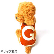 犬 服 犬服 犬の服 タンクトップ G ドッグウェア