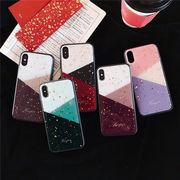 iPhoneMAX iPhoneXR iPhoneX iPhoneXSケース キラキラ ラメ