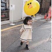 ★2019 新作アパレル★子供★ワンピース★長袖ドレス★