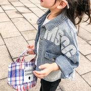 小中児童 春 新しいデザイン レジャー トップス 女 赤ちゃん ファッション 洋室 ラペ