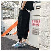 限定発売/高品質で/韓国ファッション/CHIC気質/大人気/トレンド/学生/ワイドレッグパンツ/ロングパンツ