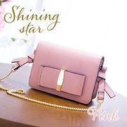 ショルダーバッグ ハンドバッグ財布サイフ レディース 韓国ファッションSL-8108