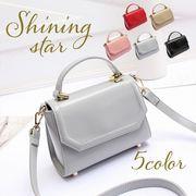 ショルダーバッグ ハンドバッグ財布サイフ レディース 韓国ファッションSL-126