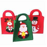 クリスマスグッズ  プレゼント袋 サンタクロース ラッピング 可愛い