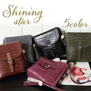 ショルダーバッグ ハンドバッグ財布サイフ レディース2Way 韓国ファッションSL-2034
