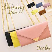 ショルダーバッグ ハンドバッグ財布サイフ レディース 韓国ファッションSL-3107