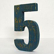 ナンバー5(L)