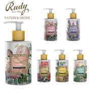 Rudy ルディ ナチュール&アロマ リキッドソープ Nature&Arome SERIES Liquid Soap