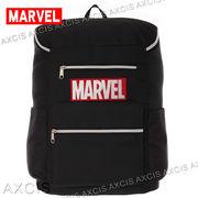 ポリMARVEL 5P Dパック / 通勤 通学 マーベル ロゴ 刺しゅう リュック メンズバッグ レディースバッグ