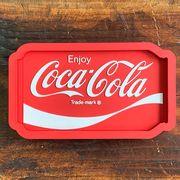 コカ・コーラ・ラバートレイ・アクセサリー入れ・小物入れ・クリップホルダー