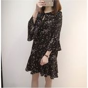 春夏新商品730697 大きいサイズ ドレス 婦人服 日韓風 ワンピース3L 4L 5L 6L