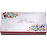 (4月より予約販売に変更)ミルクカートン配合キッチンペーパーBOX30枚 00034017【取寄品】