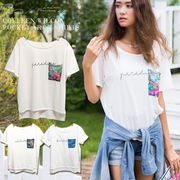 Colleen Wilcox ポケットアートTシャツ
