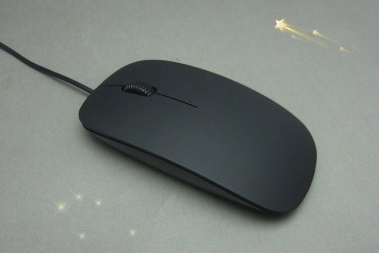マウス・USB有線LEDマウス 3ボタン LED光学式