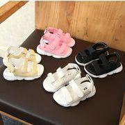【子供靴】サンダル 男女兼用 可愛いデザイン 135-180mm 4色 シューズ キッズ靴