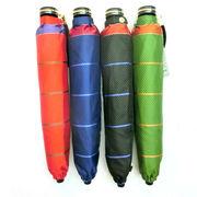 【日本製】【雨傘】【折りたたみ傘】甲州産先染朱子格子織軽量コンパクト骨日本製折り畳み雨傘