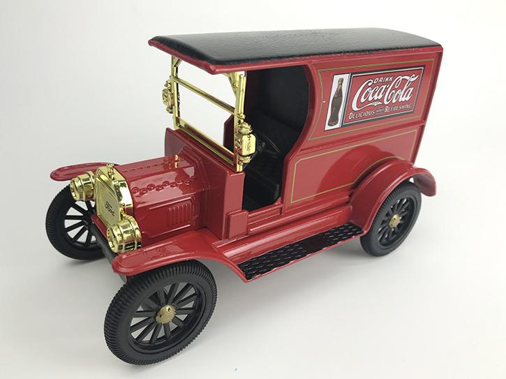 MOTORCITY CLASSICS フォード モデル T カーゴバン  1917