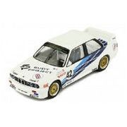 ixo/イクソ BMW M3 #42 Cecotto-Brancatelli 1987世界ツーリングカー選手権