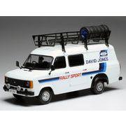 ixo/イクソ フォード トランジット MK II 1979 Rally Assistance David Jones