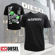 【new】DIESEL ディーゼル メンズ T-シャツ