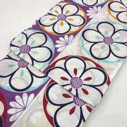 ★レトロモダン 高級変わり織 浴衣を一足先に格安でお届けします。人気のMサイズです。
