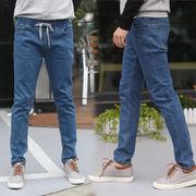 メンズスリムフィットズボン パンツ ロングパンツ おしゃれ かっこいい 彼氏 プレゼント