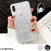 aca3429075 春新作 グリッターiPhoneケース ma 【即納】アクセサリー 携帯ケース iPhone X