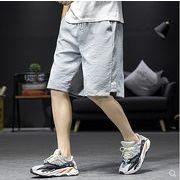【大きいサイズM-5XL】ファッション/人気パンツ♪ライトグレー/ダークグリーン2色展開◆