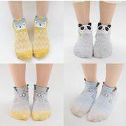 【5枚から】子供 キッズ 夏  1-12歳 新作 ベビー靴下 可愛いソックス ベビー用靴下 ファション