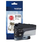 ブラザー インクカートリッジ 大容量:ブラック LC3133BK