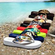 7-11★ビーチ サンダル ボヘミアン 海辺 リゾート トングサンダル