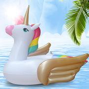 浮き輪 人気新品 ユニコーン キッズうきわ プール用品  海で遊び浮き輪 水あそび 浮き具
