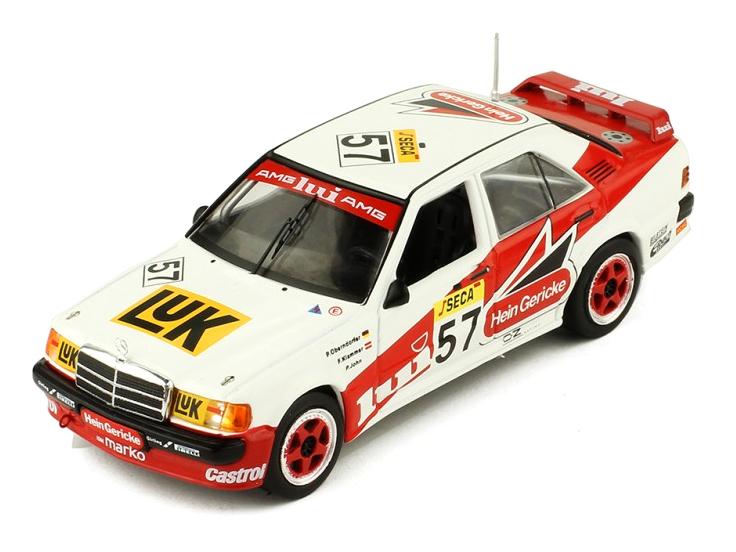 ixo/イクソ メルセデスベンツ 190E 2.3-16V 1987年WTCC #57