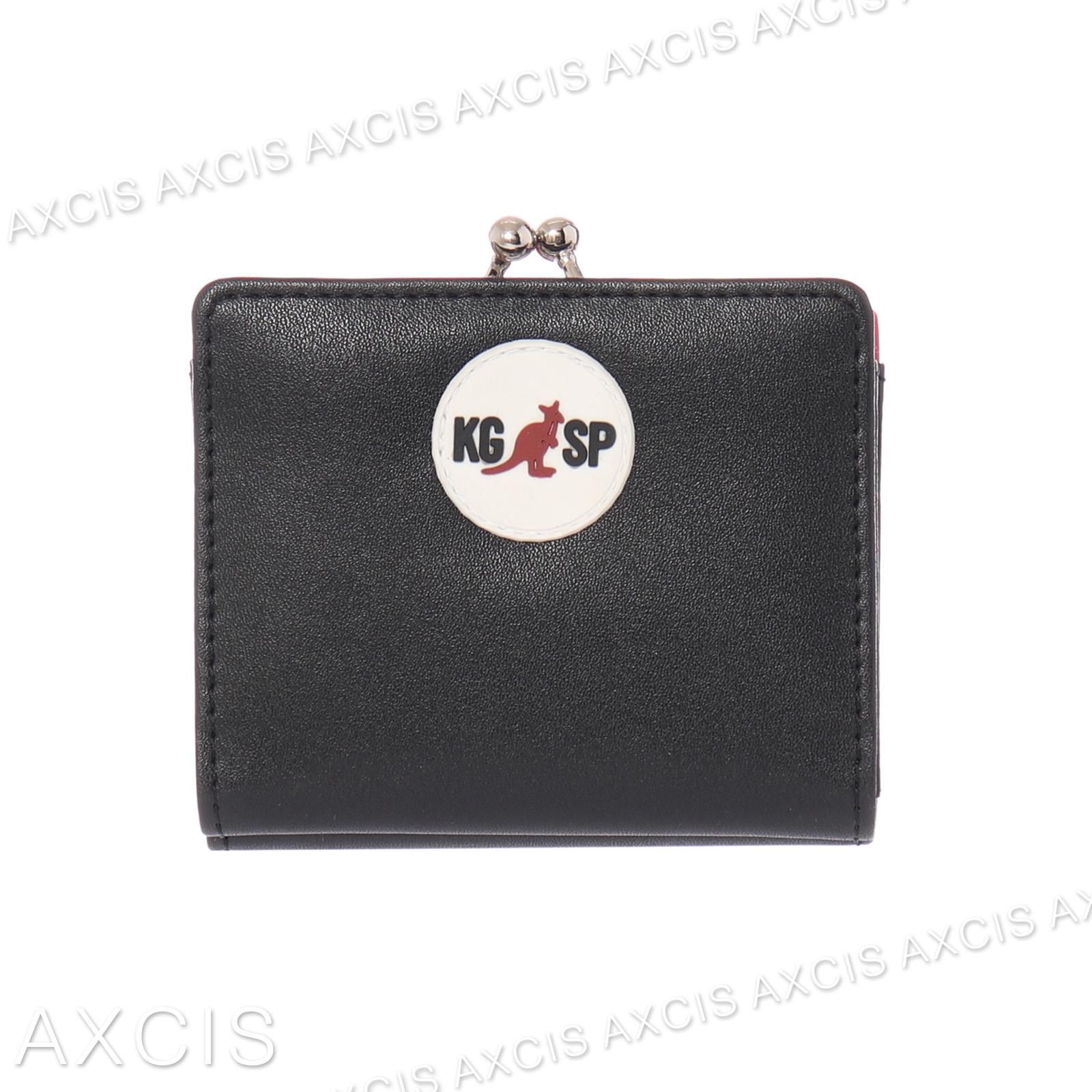 sale retailer a54e9 6280c KANGOL SPORT合皮3カラーミニ財布 / カンゴール メンズ 3つ折り ...