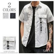 予約ワイシャツ♪全2色◆【春夏新作】