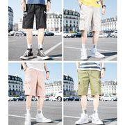 【大きいサイズM-5XL】ファッション/人気半ズボン♪全4色◆