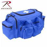 Rothco EMT Bag ブルー