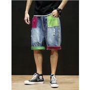 【大きいサイズM-5XL】【春夏新作】ファッション/人気半ズボン