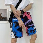 【大きいサイズM-5XL】ファッション/人気半ズボン♪ブルー/ブラック/ホワイト3色展開◆