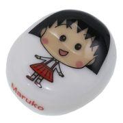 【箸置き】ちびまる子ちゃん 陶磁器製チョップスティックレスト/まる子